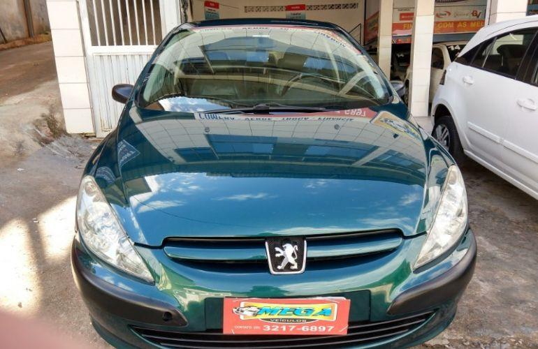 Peugeot 307 Hatch. Soleil 1.6 16V - Foto #2