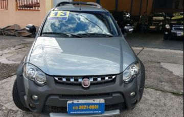 Fiat Palio Weekend Adventure Dualogic 1.8 16V Flex