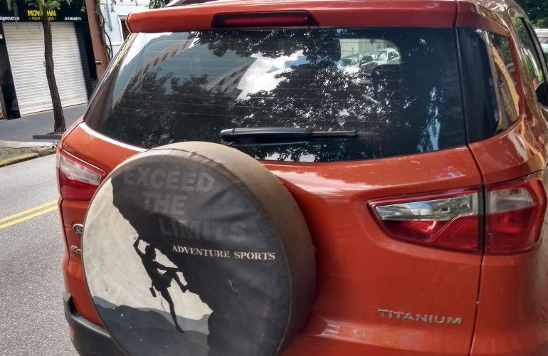 Ford Ecosport Titanium 2.0 16V (Flex) (Aut) - Foto #4