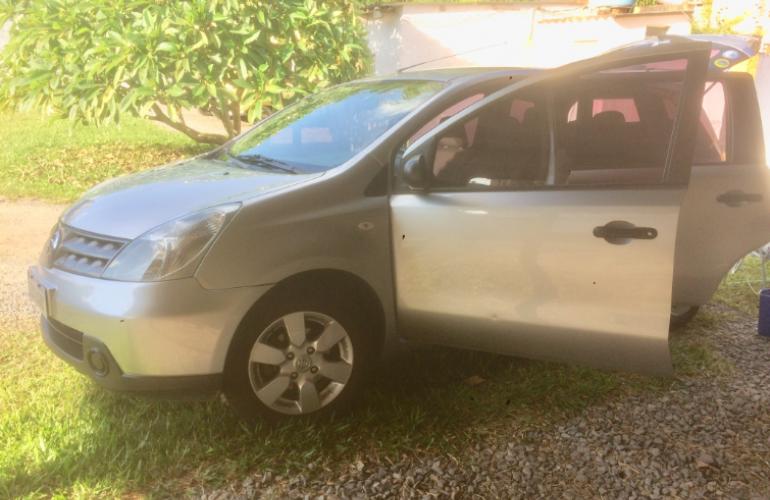 Nissan Livina S 1.6 16V (flex) - Foto #7