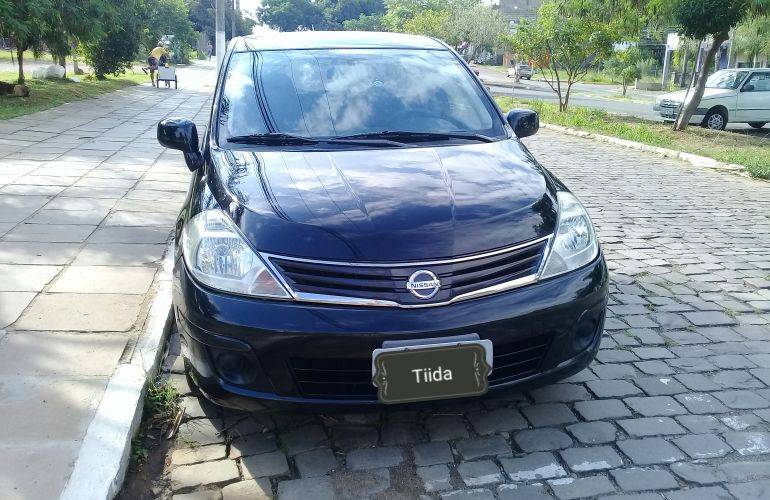 Nissan Tiida S 1.8 (flex) - Foto #10