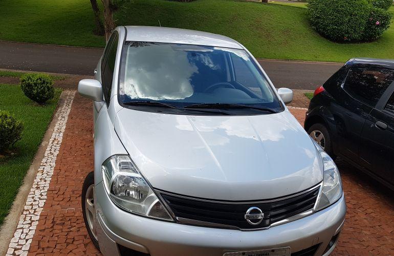 Nissan Tiida Sedan 1.8 16V (Flex) - Foto #1
