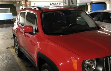 Jeep Renegade Longitude 1.8 (Aut) (Flex) - Foto #4