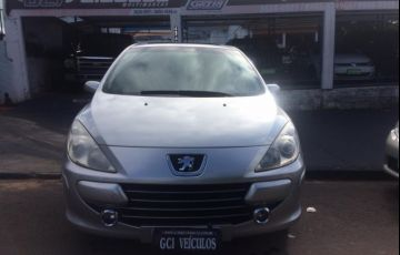 Peugeot 307 Hatch. Presence Pack 2.0 16V (aut) (flex)