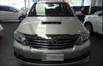 Toyota Sw4 Srv D4-d 4x4 3.0 TDi Dies. Aut - Foto #1