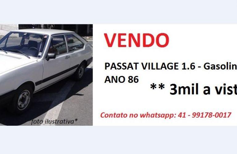 Volkswagen Passat GL Village 1.6
