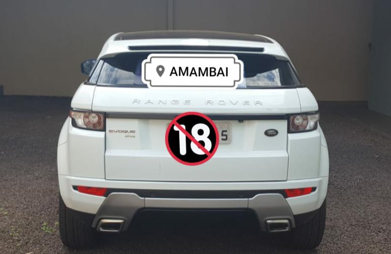 Land Rover Range Rover Evoque 2.0 Si4 4WD Dynamic (2 Portas) - Foto #1