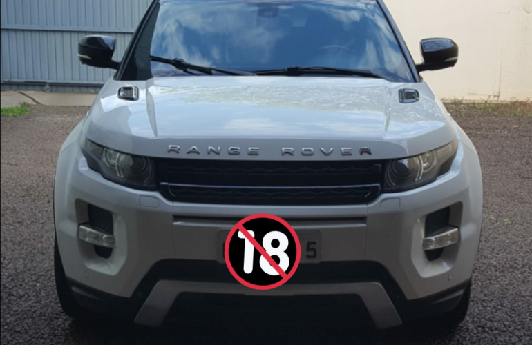 Land Rover Range Rover Evoque 2.0 Si4 4WD Dynamic (2 Portas) - Foto #8