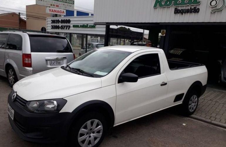 Volkswagen Saveiro 1.6 8V - Foto #1