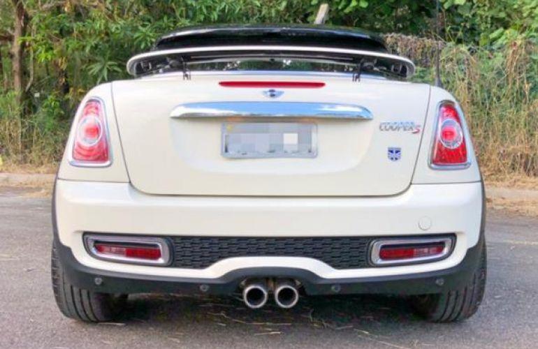 Mini Coupe S 1.6 Aut - Foto #7