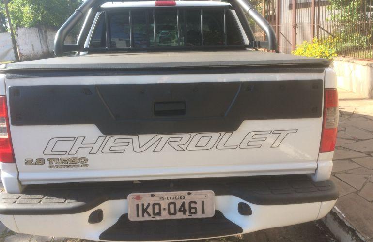 Chevrolet S10 Luxe 4x4 2.8 (Cab Dupla) - Foto #6