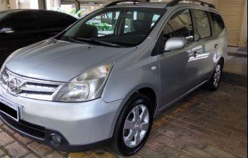 Nissan Grand Livina SL 1.8 16V (flex) (aut)