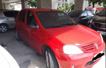 Renault Logan Authentique 1.0 16V (flex) - Foto #9