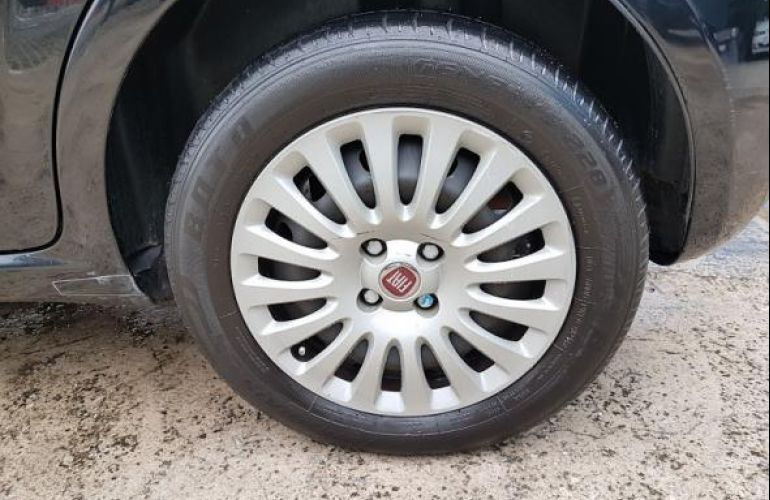Fiat Punto Attractive 1.4 (Flex) - Foto #8