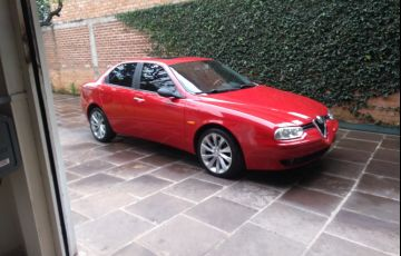 Alfa Romeo 156 Elegant 2.0 16V