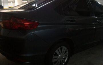 Honda City DX 1.5 CVT (Flex)