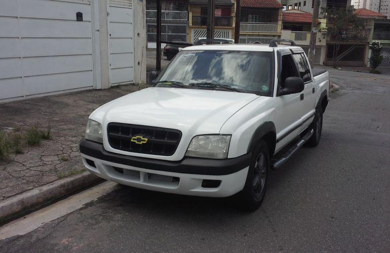 Chevrolet S10 STD 4x2 2.4 MPFi (Cab Dupla) - Foto #8