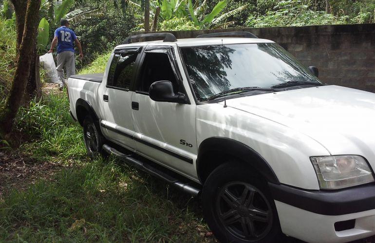 Chevrolet S10 STD 4x2 2.4 MPFi (Cab Dupla) - Foto #9