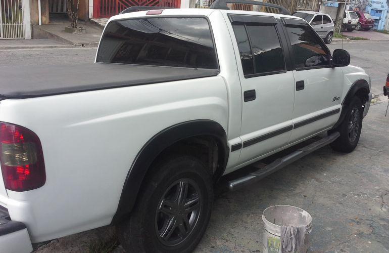 Chevrolet S10 STD 4x2 2.4 MPFi (Cab Dupla) - Foto #10