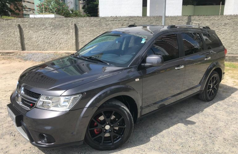 Dodge Journey RT 3.6 V6 - Foto #1
