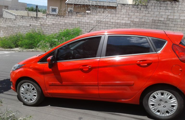 Ford New Fiesta SE 1.5 16V - Foto #8