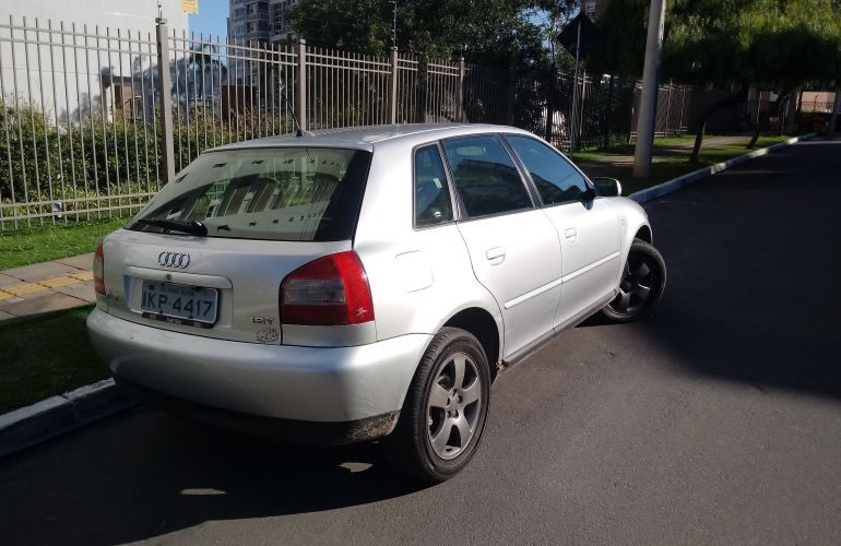 Audi A3 1.8 20V Turbo (180hp) (tiptronic) - Foto #6