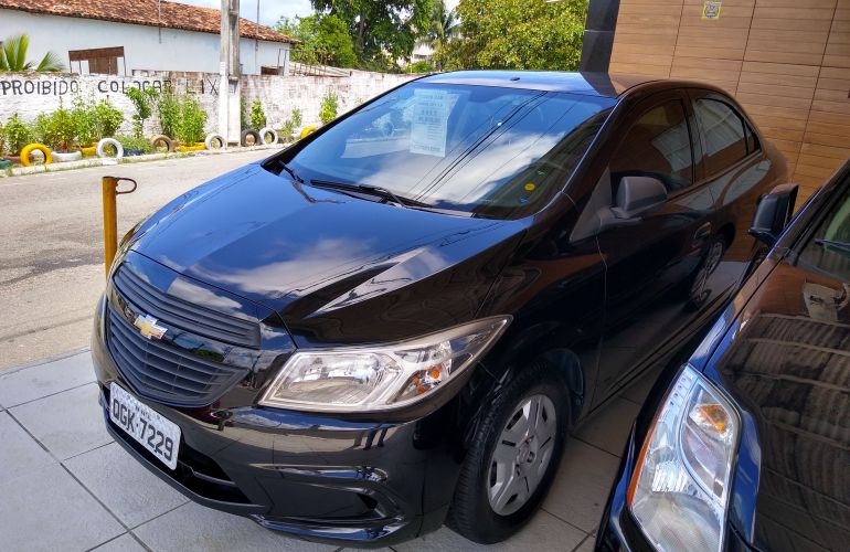 Chevrolet Prisma 1.0 Joy SPE/4 - Foto #6