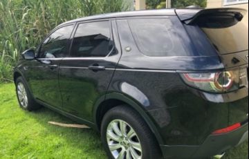 Land Rover Discovery Sport 2.2 SD4 SE 4WD