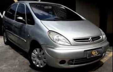 Citroën C4 Picasso GLX 2.0 16V