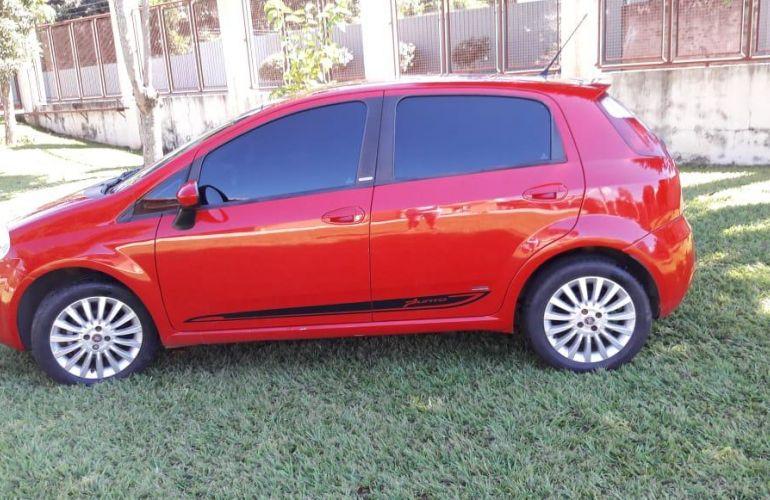 Fiat Punto ELX 1.4 (Flex) - Foto #8
