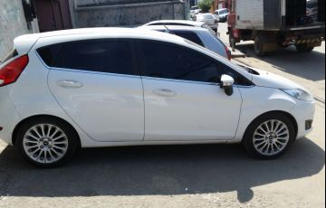 Ford New Fiesta Titanium 1.6 16V PowerShift - Foto #2
