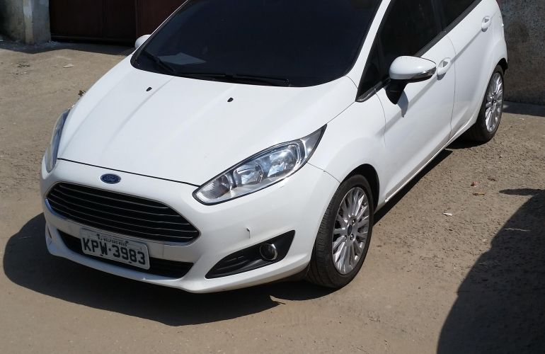 Ford New Fiesta Titanium 1.6 16V PowerShift - Foto #3