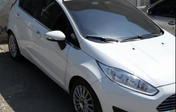 Ford New Fiesta Titanium 1.6 16V PowerShift - Foto #6