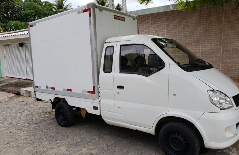 Changan (Chana) Cargo 1.0 8V CS - Foto #3
