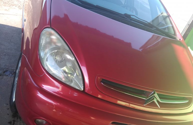Citroën Xsara Picasso Exclusive 2.0 (aut) - Foto #6