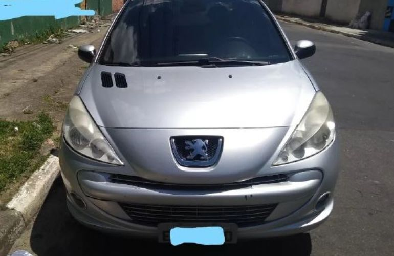 Peugeot 207 Passion XR Sport 1.4 8V (flex) - Foto #7