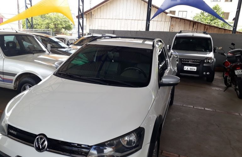 Volkswagen Saveiro Cross 1.6 16v MSI CE (Flex) - Foto #1