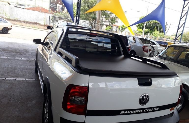 Volkswagen Saveiro Cross 1.6 16v MSI CE (Flex) - Foto #3