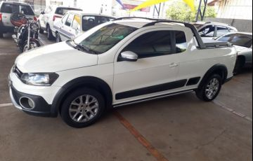 Volkswagen Saveiro Cross 1.6 16v MSI CE (Flex) - Foto #4