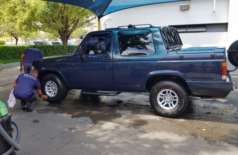 Chevrolet D20 Pick Up Custom Luxe 4.0 (Cab Dupla) - Foto #1