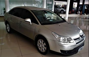 Citroën C4 Pallas Exclusive 2.0 16V BVA (flex) (aut)