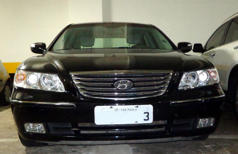 Hyundai Azera 3.3 V6 - Foto #1