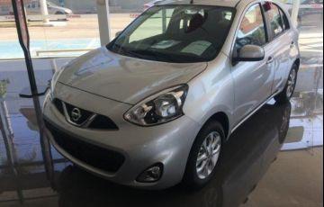 Nissan March 1.6 SV 16V Flexstart