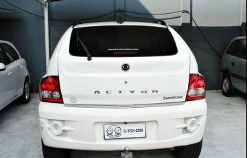 SsangYong Actyon 2.0 Glx 4x4 16V 141cv Turbo Intercooler - Foto #4