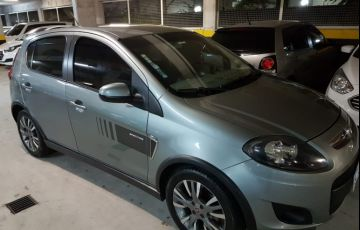 Fiat Palio Sporting 1.6 16V (Flex) - Foto #8