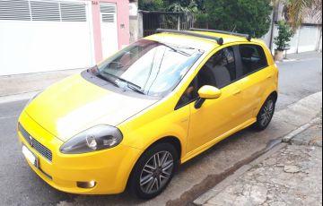 Fiat Punto Sporting 1.8 16V Dualogic (Flex) - Foto #4