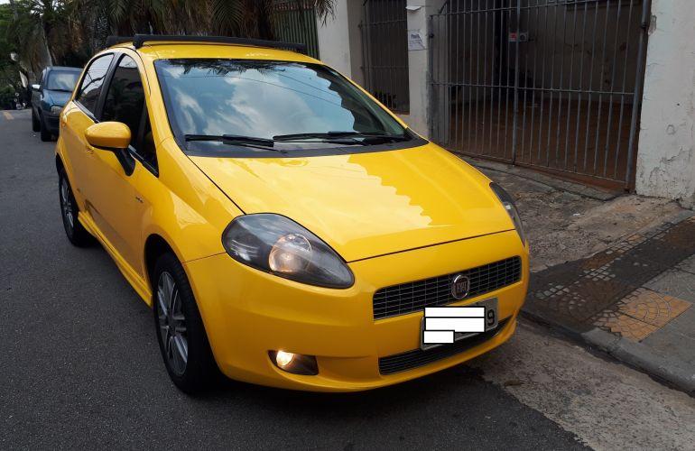 Fiat Punto Sporting 1.8 16V Dualogic (Flex) - Foto #5