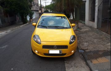 Fiat Punto Sporting 1.8 16V Dualogic (Flex) - Foto #6