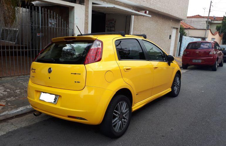 Fiat Punto Sporting 1.8 16V Dualogic (Flex) - Foto #8