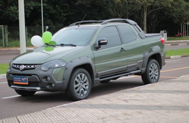 Fiat Strada Adventure 1.8 16V (Cabine Dupla) - Foto #1